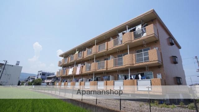 静岡県富士市、柚木駅徒歩18分の築22年 3階建の賃貸マンション