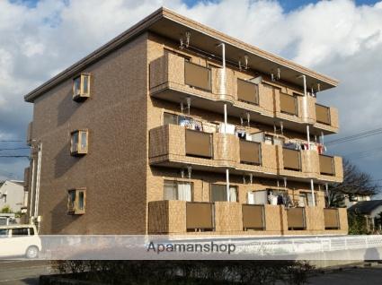静岡県富士市、富士根駅徒歩11分の築19年 3階建の賃貸マンション