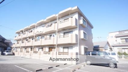 静岡県富士市、柚木駅徒歩10分の築19年 3階建の賃貸マンション