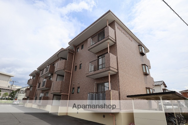静岡県沼津市の築18年 3階建の賃貸マンション