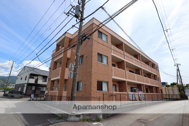 静岡県富士市、比奈駅徒歩19分の築10年 3階建の賃貸マンション
