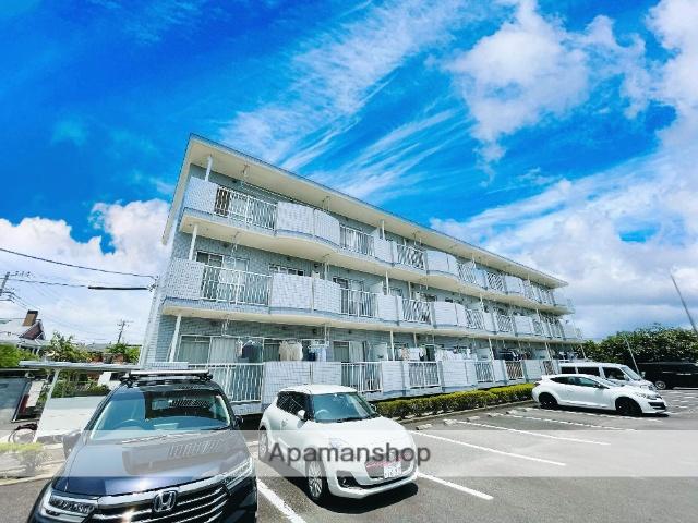 静岡県富士市、柚木駅徒歩9分の築20年 3階建の賃貸マンション