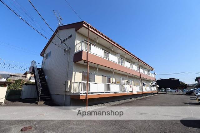 静岡県富士市、須津駅徒歩4分の築28年 2階建の賃貸アパート