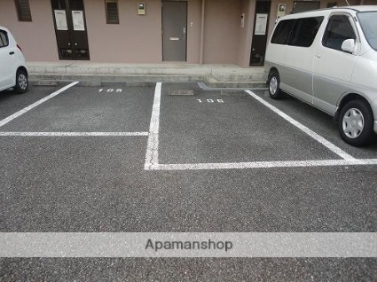 サニーヒル岳陽[1DK/30.29m2]の駐車場