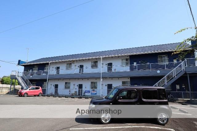 静岡県富士市、岳南富士岡駅徒歩6分の築25年 2階建の賃貸アパート