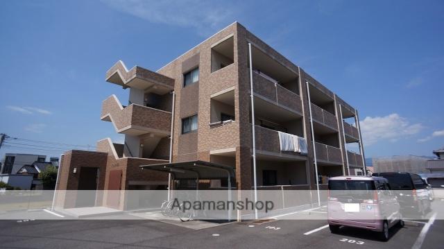 静岡県富士市、竪堀駅徒歩12分の築8年 3階建の賃貸マンション