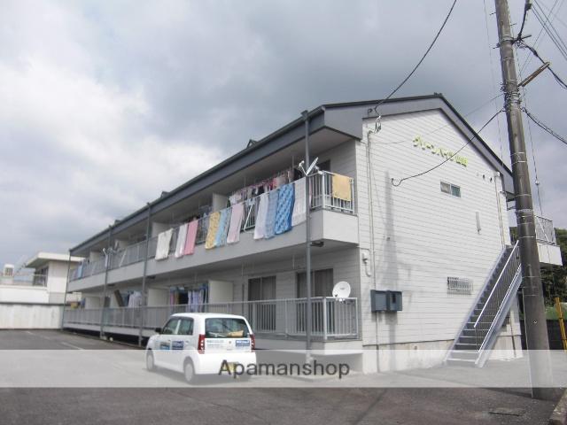 静岡県富士市、須津駅徒歩6分の築30年 2階建の賃貸アパート