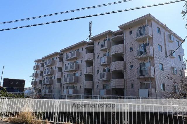 静岡県富士市、竪堀駅徒歩12分の築20年 4階建の賃貸マンション