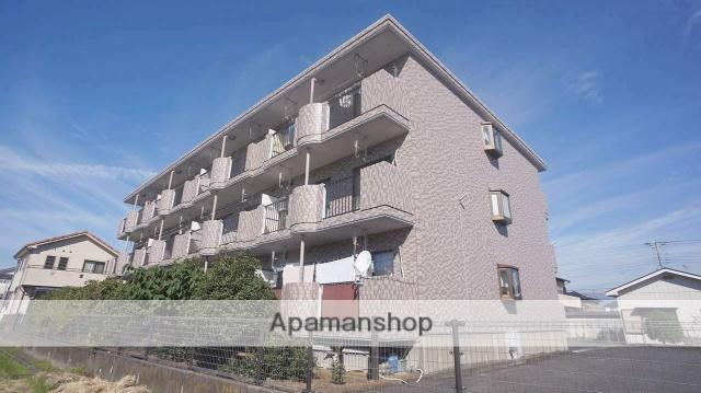 静岡県富士市、富士駅徒歩30分の築20年 3階建の賃貸アパート