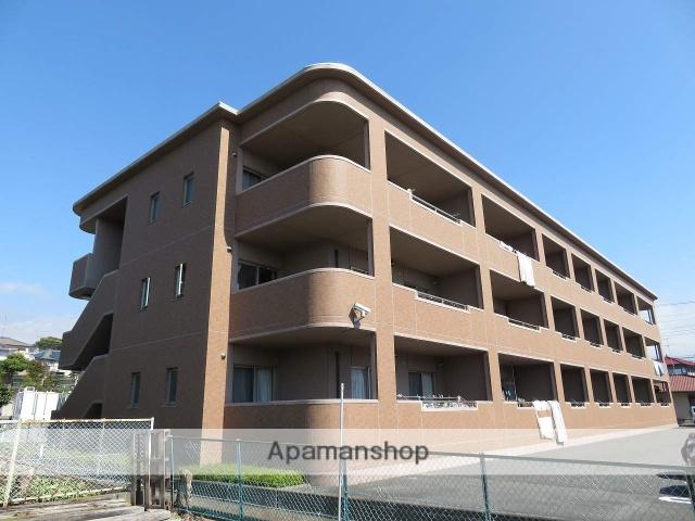 静岡県富士市、本吉原駅徒歩18分の築8年 3階建の賃貸マンション