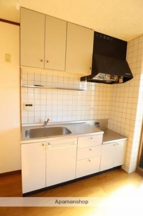 ペイサージュ淀平[3DK/61m2]のキッチン