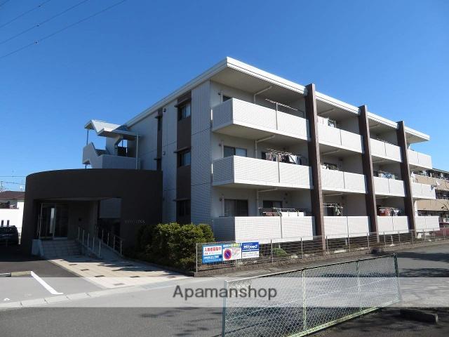 静岡県富士市、竪堀駅徒歩31分の築7年 3階建の賃貸マンション