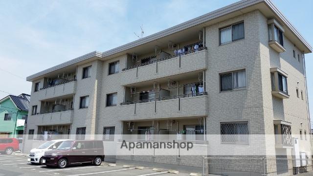 静岡県富士市、富士駅徒歩10分の築8年 3階建の賃貸マンション