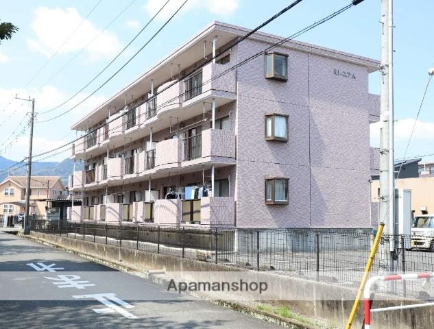 静岡県富士市、竪堀駅徒歩15分の築17年 3階建の賃貸マンション