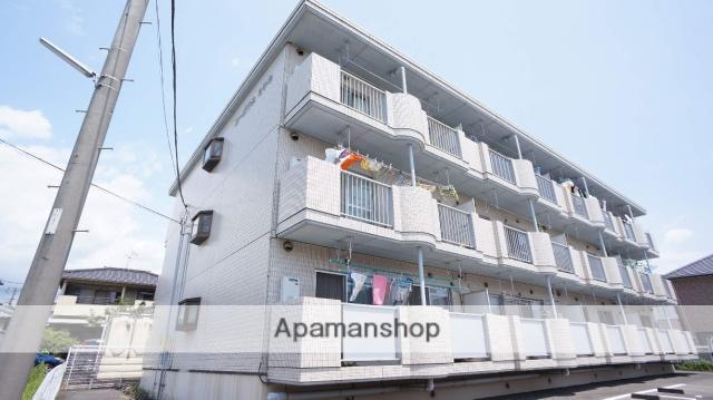 静岡県富士市、比奈駅徒歩11分の築21年 3階建の賃貸マンション