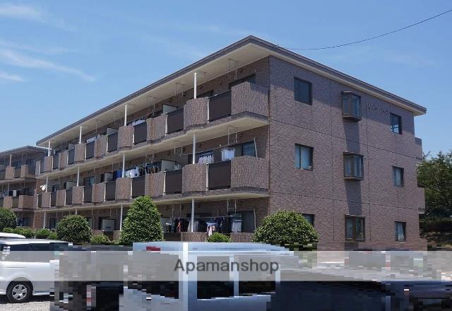 静岡県富士市、富士駅石川タクシー富士㈱バス10分藤間下車後徒歩6分の築18年 3階建の賃貸マンション