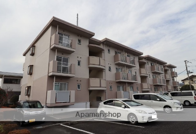 静岡県富士市、新富士駅徒歩30分の築20年 3階建の賃貸マンション