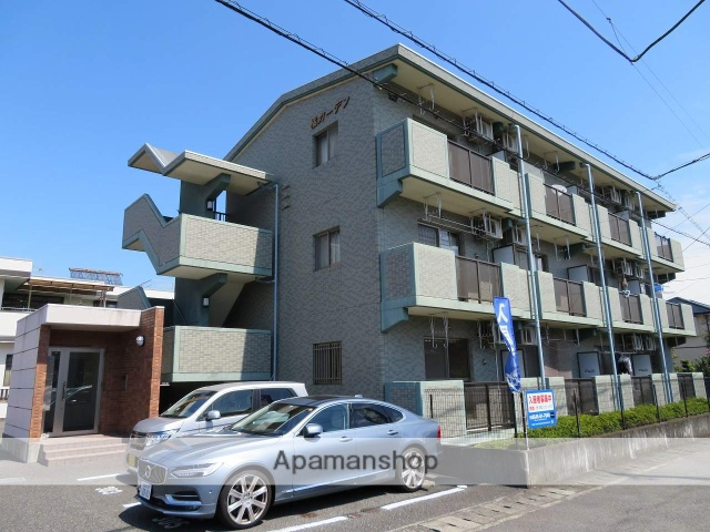 静岡県富士市、富士駅富士急行バスバス20分三日市下車後徒歩3分の築11年 3階建の賃貸マンション
