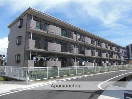 静岡県富士市、富士駅徒歩8分の築20年 3階建の賃貸マンション