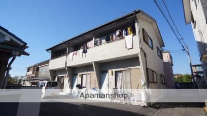 静岡県富士市の築19年 2階建の賃貸アパート