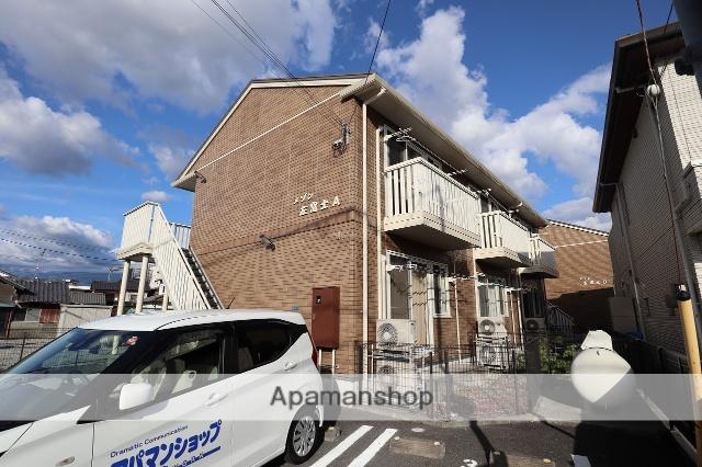 静岡県富士市、吉原駅徒歩15分の築9年 2階建の賃貸アパート