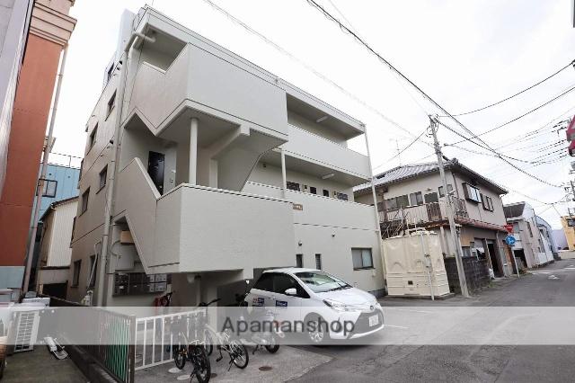静岡県富士市、柚木駅徒歩14分の築18年 3階建の賃貸マンション