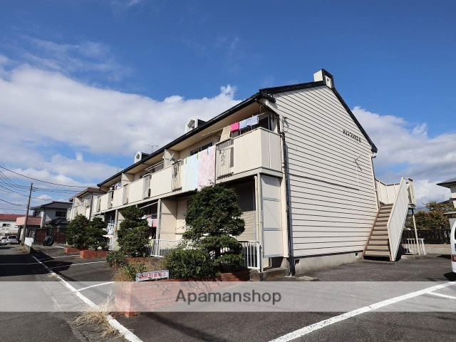 静岡県富士市、比奈駅徒歩19分の築30年 2階建の賃貸アパート