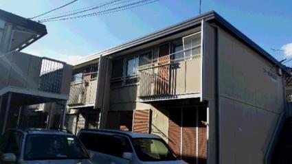 静岡県富士市、竪堀駅徒歩10分の築28年 2階建の賃貸アパート