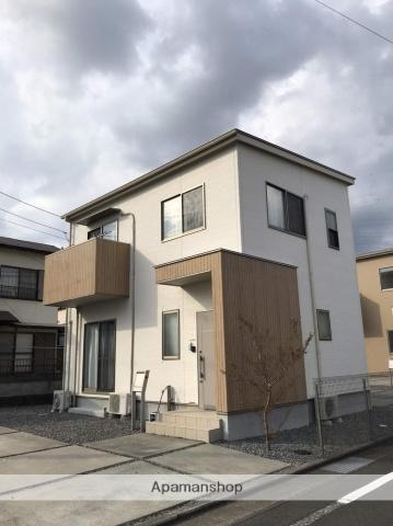 静岡県富士市の新築 2階建の賃貸タウンハウス