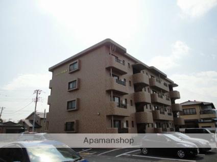 静岡県富士市、柚木駅徒歩7分の築20年 4階建の賃貸マンション