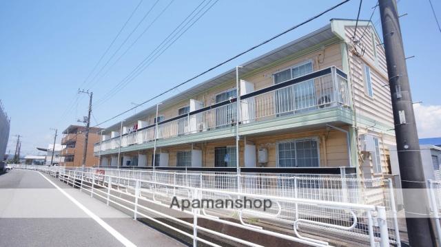 静岡県富士市の築21年 2階建の賃貸アパート
