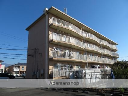 静岡県富士市、入山瀬駅徒歩8分の築23年 4階建の賃貸マンション