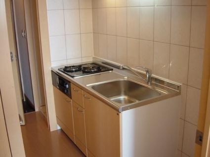 ボンシャンスクオンA[1K/33.05m2]の洗面所2