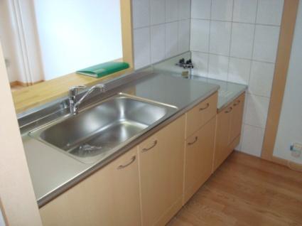 ボナールさくら[2LDK/54.12m2]のキッチン