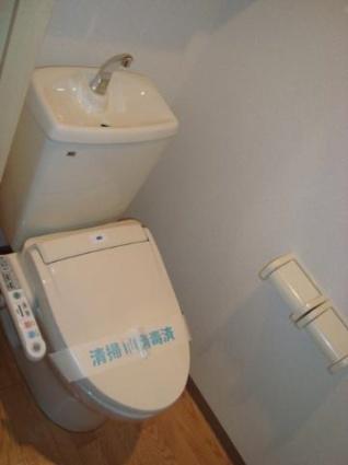 ボナールさくら[2LDK/54.12m2]のトイレ2