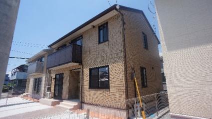 静岡県富士市、新富士駅徒歩10分の新築 2階建の賃貸一戸建て