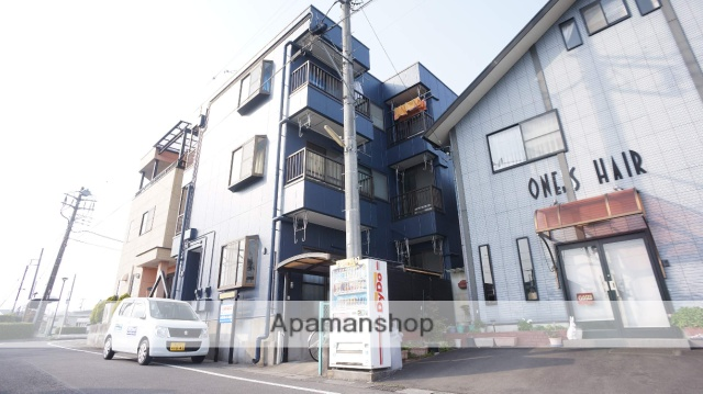 静岡県富士宮市、富士根駅徒歩17分の築19年 3階建の賃貸マンション