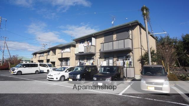 静岡県富士市、岳南原田駅徒歩46分の築18年 2階建の賃貸アパート