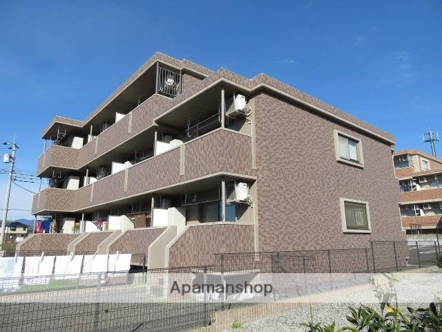 静岡県富士宮市、源道寺駅徒歩27分の築5年 3階建の賃貸マンション