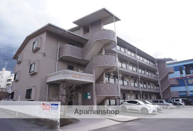 静岡県沼津市の築17年 4階建の賃貸マンション