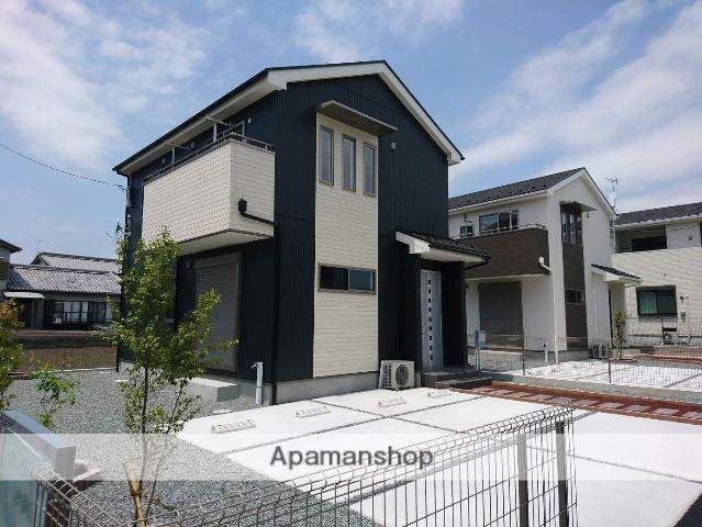 静岡県富士市、新富士駅徒歩30分の新築 2階建の賃貸一戸建て