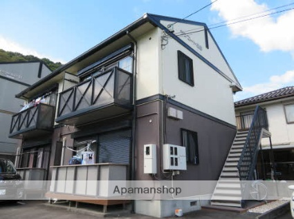 静岡県富士市、沼久保駅徒歩30分の築20年 2階建の賃貸アパート