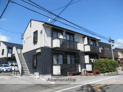 静岡県富士市、富士川駅徒歩7分の築19年 2階建の賃貸アパート