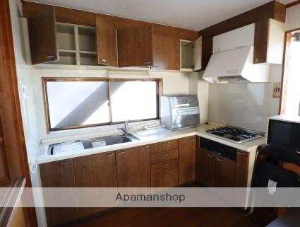 石坂貸家 2階[4DK/107.78m2]のキッチン