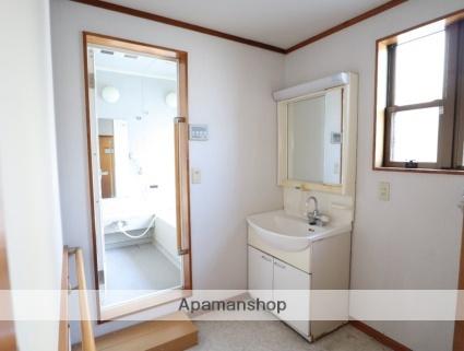 石坂貸家 2階[4DK/107.78m2]の洗面所