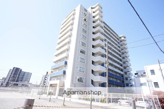 静岡県富士市の築9年 9階建の賃貸マンション