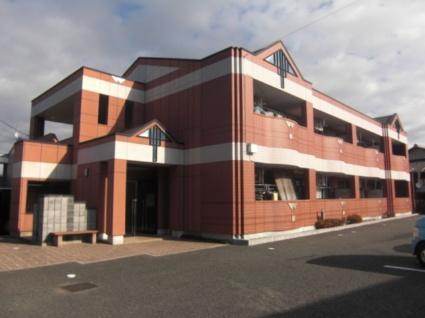 静岡県富士市、竪堀駅徒歩6分の築10年 2階建の賃貸アパート