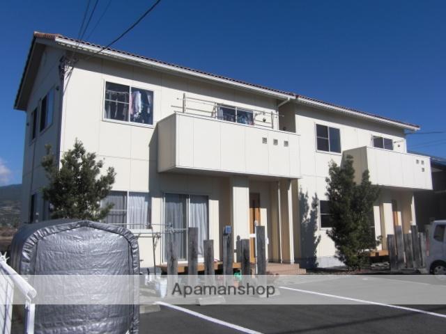 静岡県富士市、岳南富士岡駅徒歩12分の築13年 2階建の賃貸タウンハウス