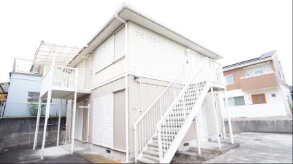 静岡県富士市の築24年 2階建の賃貸アパート