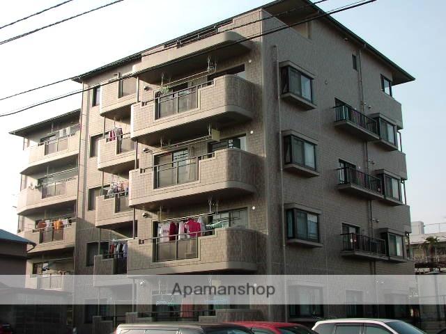 静岡県富士宮市、源道寺駅徒歩17分の築18年 5階建の賃貸マンション